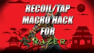 FORTNITE RECOIL MACRO HACK❗❗ FOR RAZER 2018 (LINK IN DESCRIPTION)