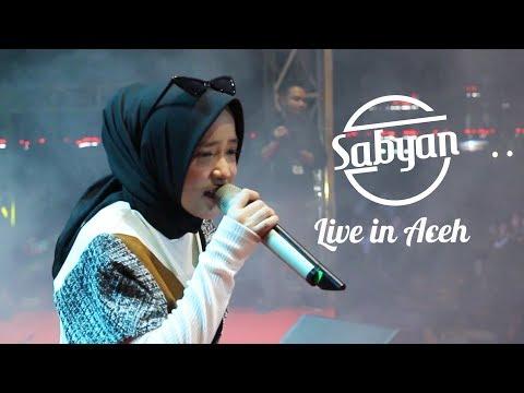 Idul Fitri - Sabyan (Live in Aceh)