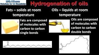 B.10 Hydrogenation of oils (HL)