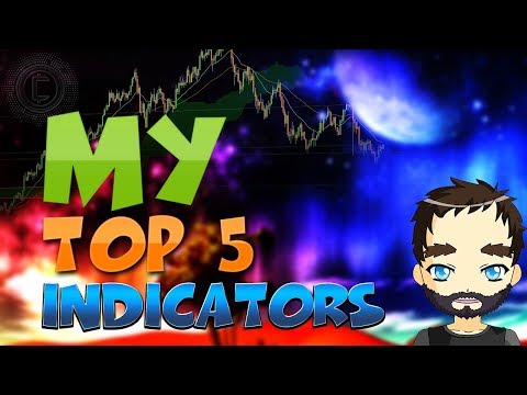 My Top 5 Indicators in Trading Crypto - The Tools I use