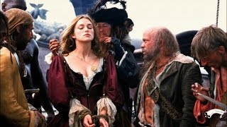 Пираты Карибского моря: Проклятие Черной жемчужины (2003)— русский трейлер