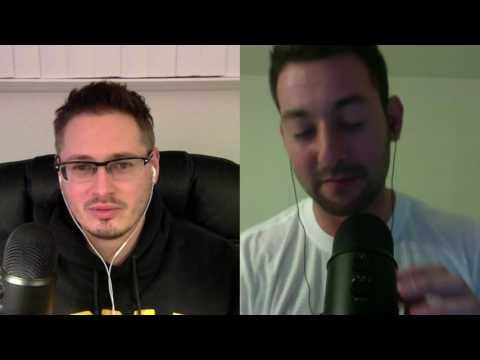Kyle Talks To A Robot #1
