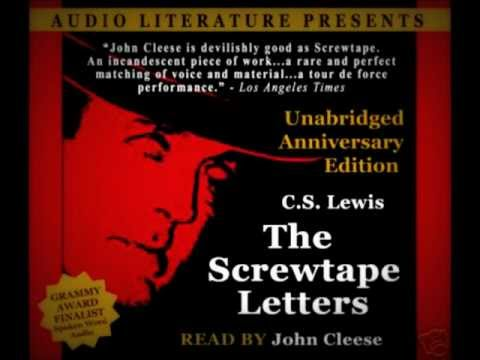 """the screwtape letters ch 2 Screwtape discusses a family that """"reeks"""" of holiness where each individual in the group grow (""""make capital"""") off of each other do you have certain do you have certain."""