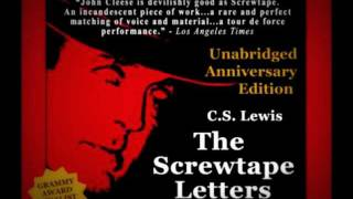 1 -The Screwtape Letters (Narrated by John Cleese)