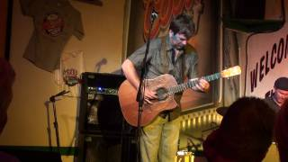 "Monte Montgomery - ""Little Wing"" LIVE at Budro"