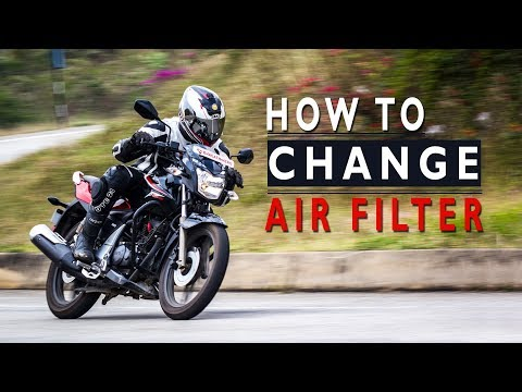 XTREME SPORTS AIR FILTER CHANGE | #XtremeSports
