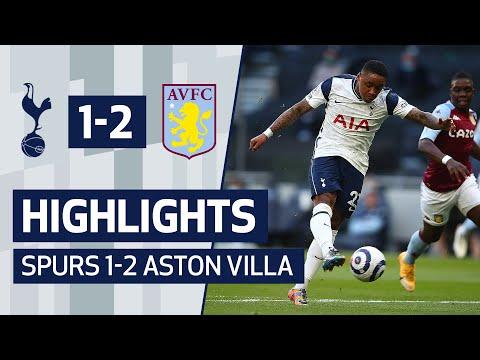 HIGHLIGHTS | Spurs 1-2 Aston Villa