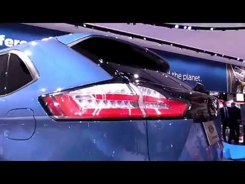 Ford Edge St Mods Fullsys Features New Design Exterior Interior First Impression