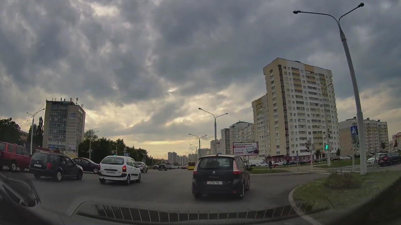 ДТП 13.08.19 Минск