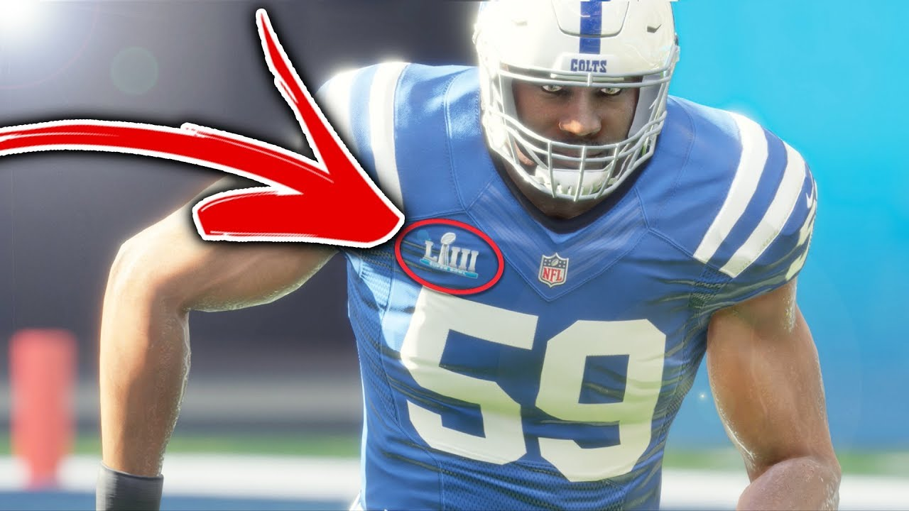 2019 SUPERBOWL! Madden 18 Colts Connected Franchise Ep. 36 (S2)