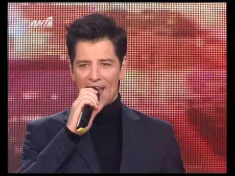 X Factor 2008 Live  11  Loukas  San Planodio Tsirko