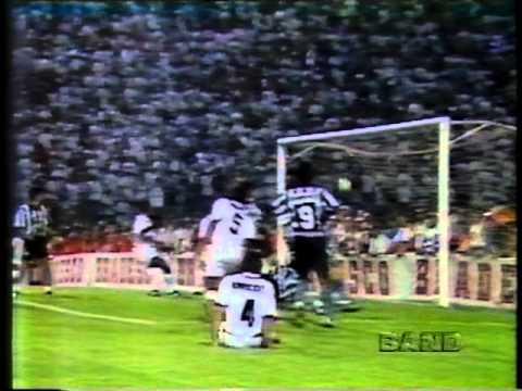Brasileiro 1995 Final - Santos 1x1 Botafogo - BOTAFOGO CAMPEÃO