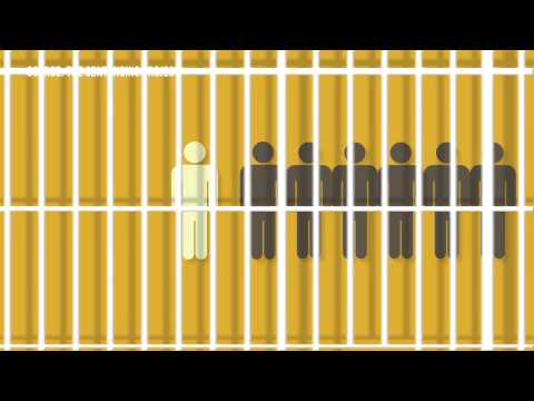 American Prisons And Race By The Numbers