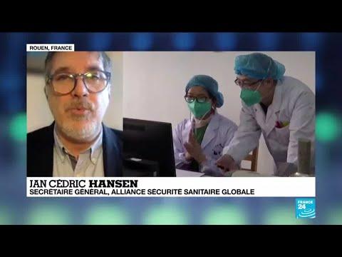 Épidémie de coronavirus en Asie: le continent en