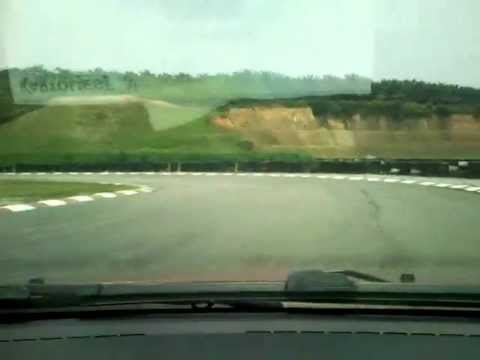 4G1 Series Time Attack Melaka MIMC. Practice run in Proton Persona Elegance 1.6(A)