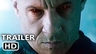 BLOODSHOT Trailer # 2 (2020) Vin Diesel, Superhero Movie HD