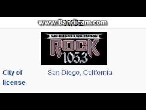Rock 105.3 - KIOZ - FM 105.3 - San Diego, CA - Escuchar online