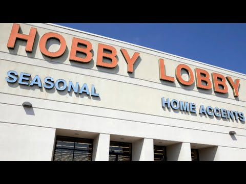 Hobby Lobby fined $3 million for smuggled Iraqi artifacts