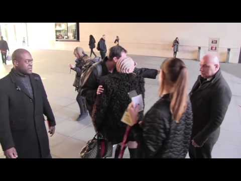 American Singer Elle King Seen Arriving At BBC Radio 1 In London
