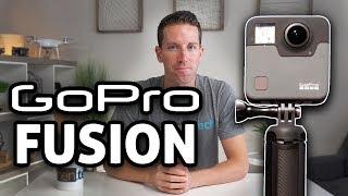 GoPro Fusion 360 Camera - PREVIEW