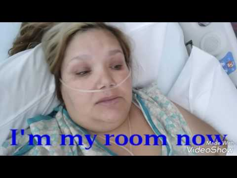 Gastric Bypass (RNY) Surgery Day