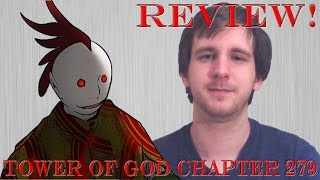 Ran vs. Hesse!   Tower of God Chapter 279 [Season 2, Episode 199] Review!