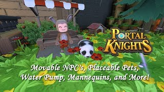 Movable NPC