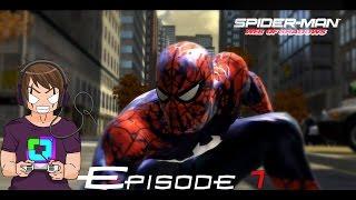 Spiderman le Règne des Ombres episode 1.