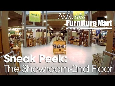 NFM Texas Tuesday: Sneak Peek - The Showroom - 2nd Floor