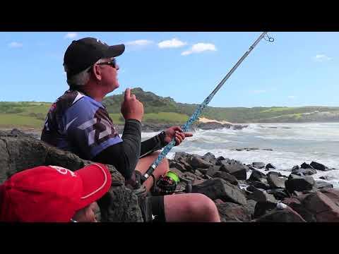 ASFN 2017 FISHING VLOG 114 - Kob At Salt Rock In Mazeppa Bay