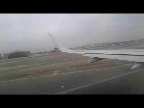 Despegue De Avion Lan Lima -trujillo