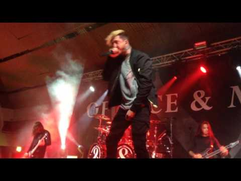 Of Mice & Men - LIVE - Pain - Portsmouth - 2016