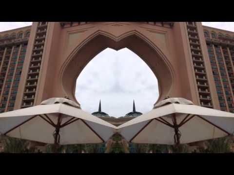 DUBAI, ATLANTIS THE PALM, EMIRATES