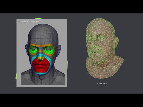 Advanced 3D - Dynamic Clothing, Marvelous Designer, Retopology