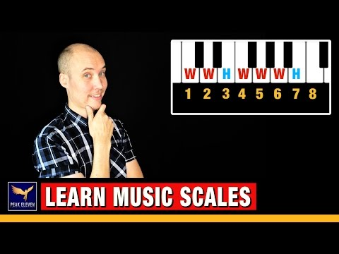 Music Theory for Beginners - Learn all Major and Minor Scales