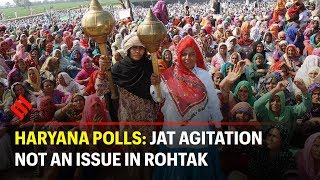 Haryana elections | Rohtak | 'Business down but will vote for BJP