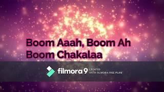 Jaylann  - Allo Allo - Official lyrics video (by hiba)