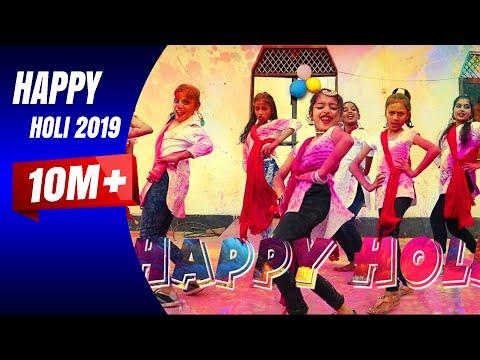 Holi Special Old Song Dance 2019 Choreographer Sd King Tik Tok Viral Video