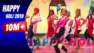 Holi special old Song Dance 2019 choreographer SD king tik tok viral video