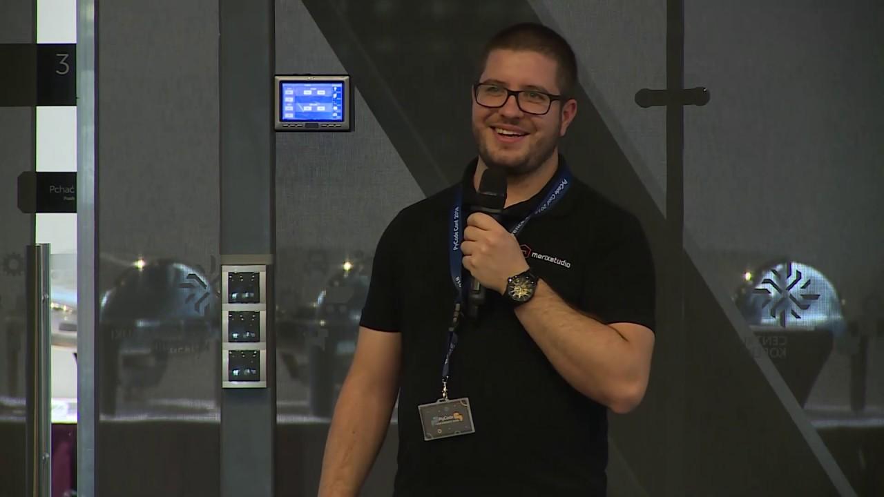 Image from Miłosz Kusiciel - Jak zwiekszyć wydajność w Django - PyCode Conference 2018