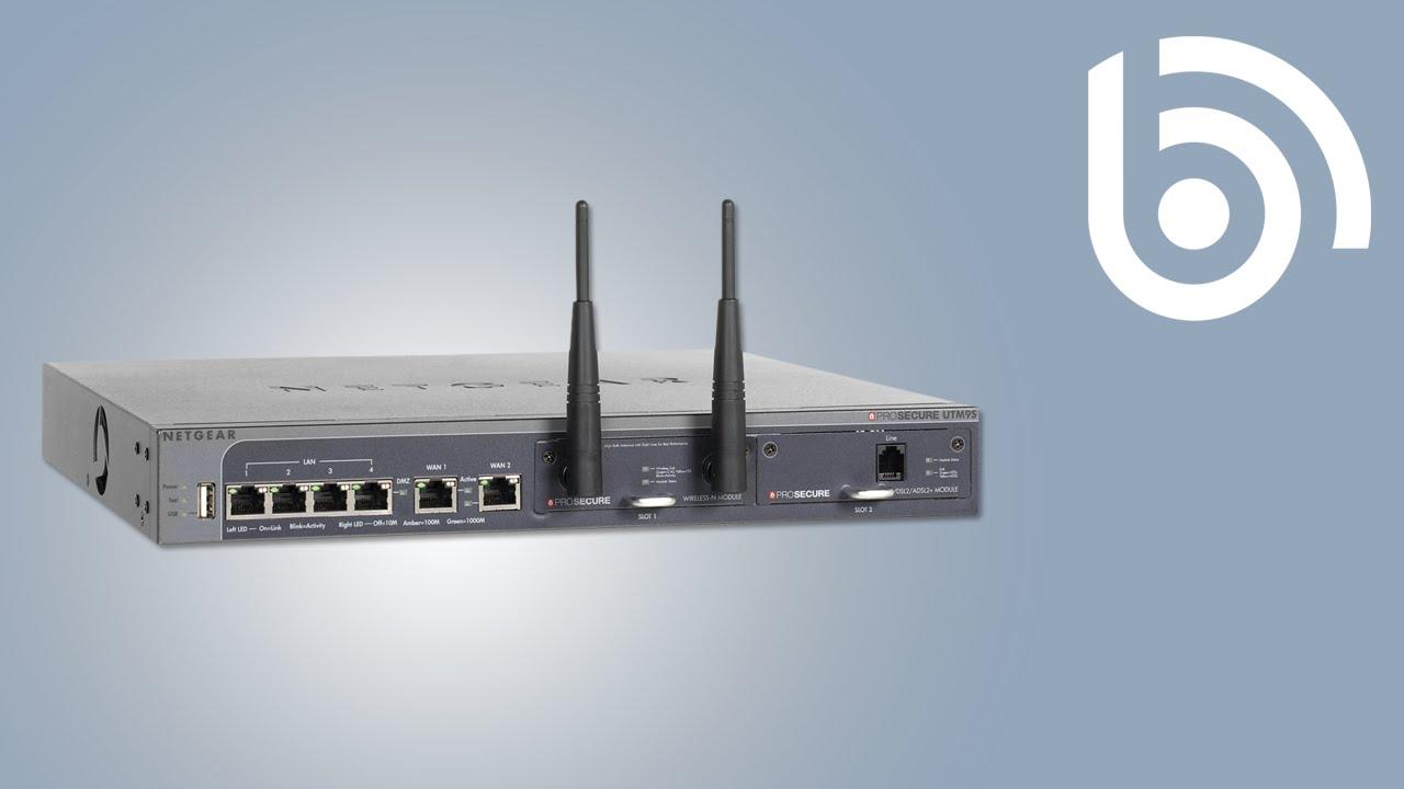 Drivers: NETGEAR UTM9S Firewall