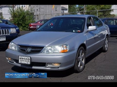 Used 2003 Acura TL 3.2 Type-S Pricing - For Sale | Edmunds