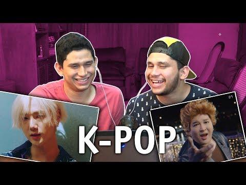 GEMELOS REACCIONAN A K-POP SUPER JUNIOR