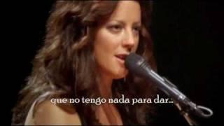 Sarah McLachlan - Fear (Subtitulado en Español)