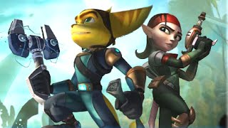 Ratchet & Clank: Future Quest for Booty All Cutscenes (Game Movie) 1080p HD