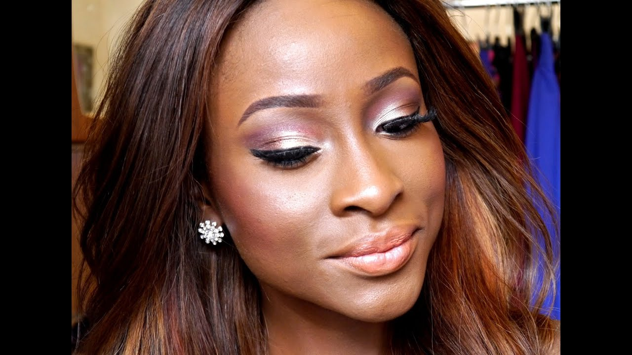 Summer Makeup for Dark Skin