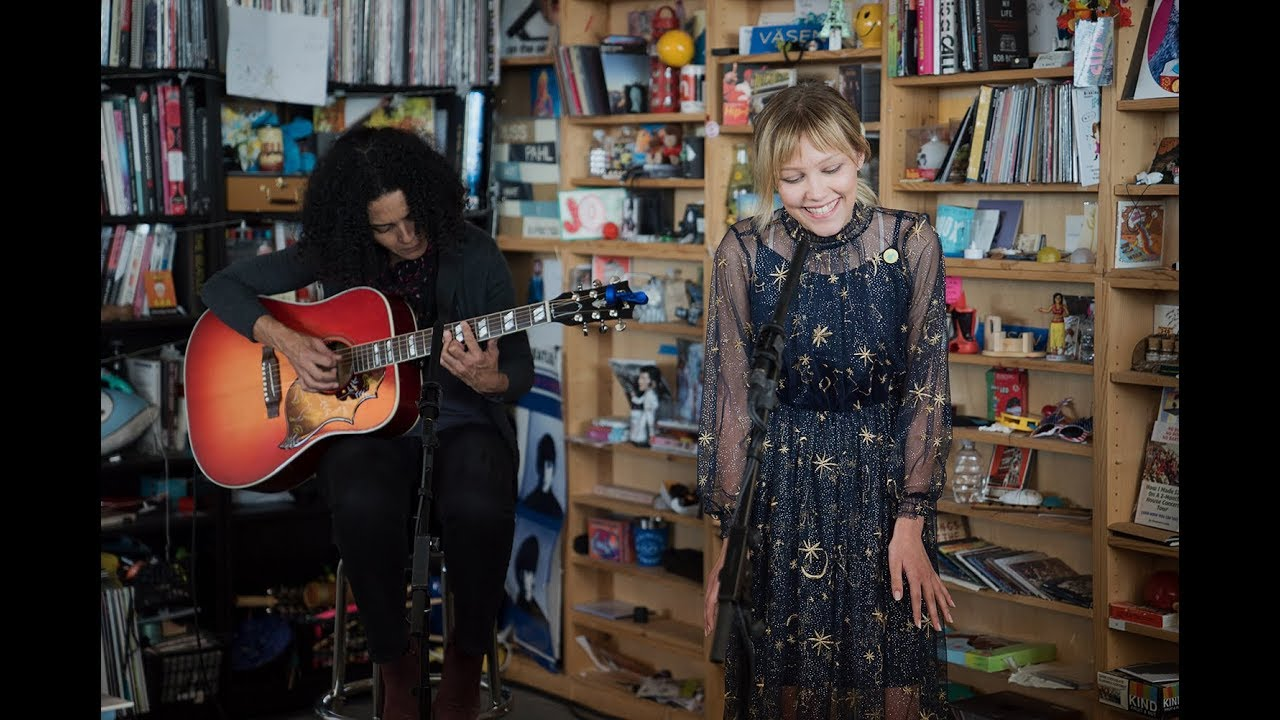 Download Grace VanderWaal: NPR Music Tiny Desk Concert
