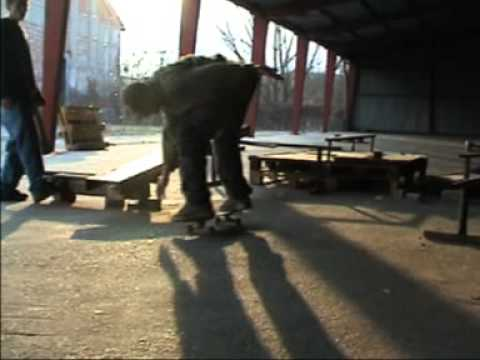 Skateboarding Líbeznice #2