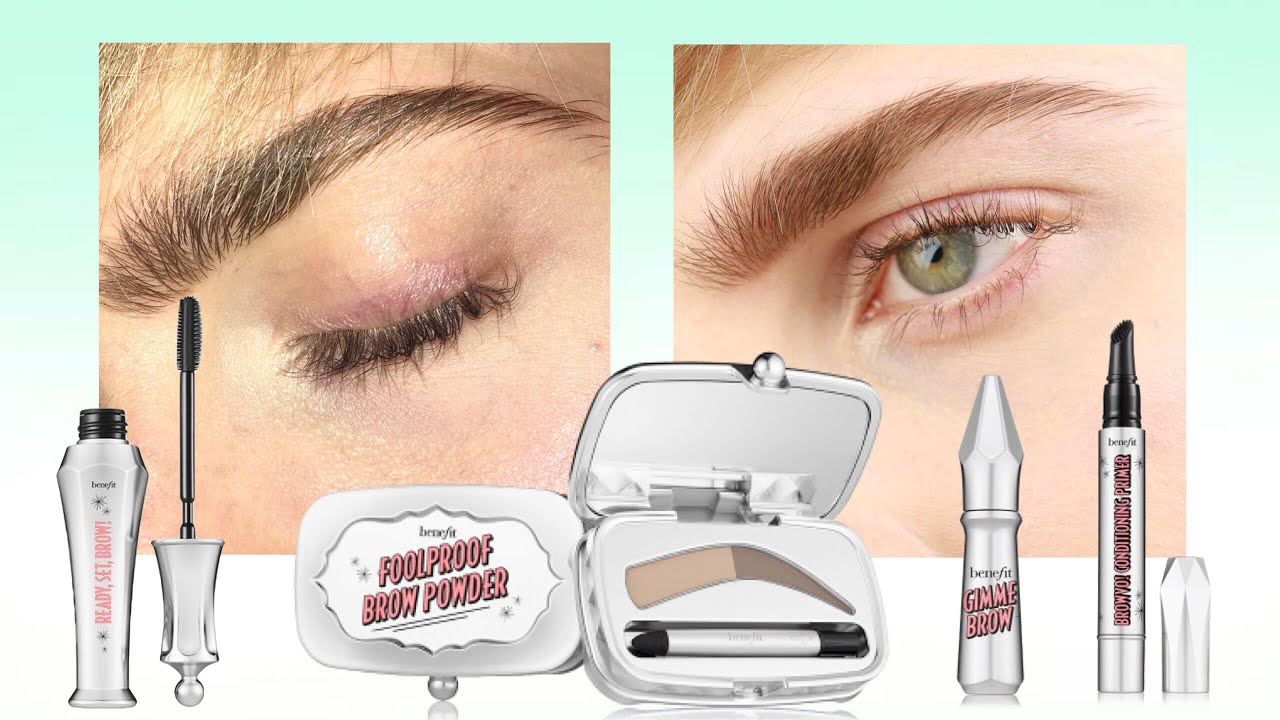 Foolproof Brow Powder by Benefit #12