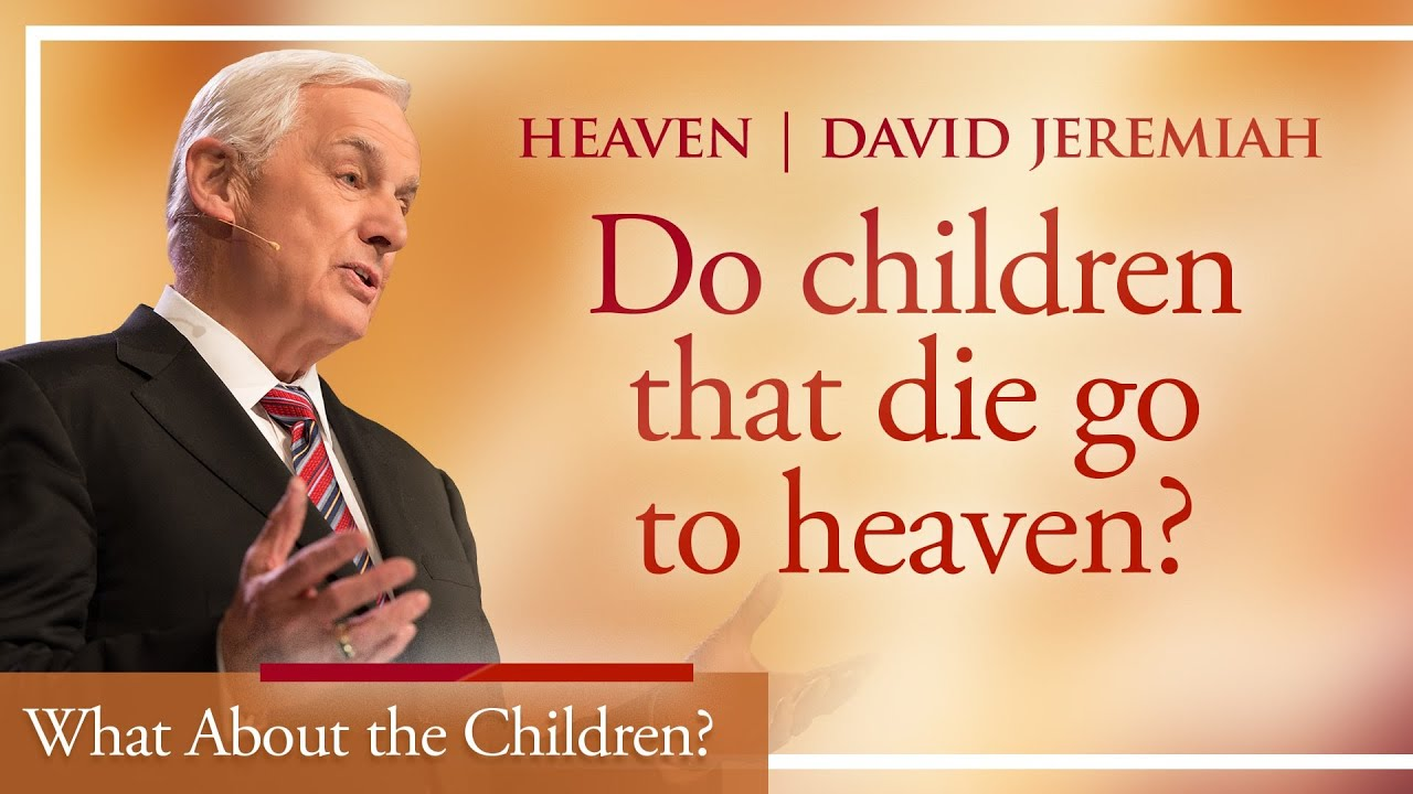 What About the Children? | David Jeremiah - YouTube